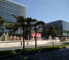 Kağıthane Premier Kampüs Ofis'te Dekorasyonlu Kiralık ofisler