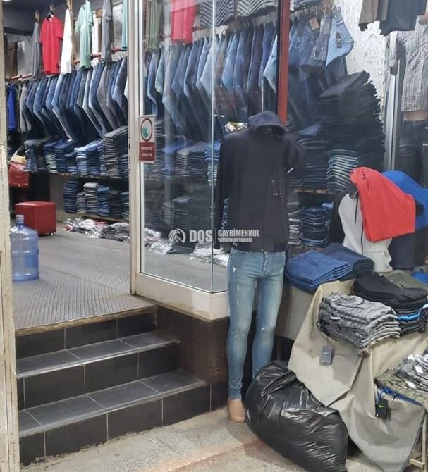 Fatih Eminönü'nde 45 m2 Satılık Dükkan