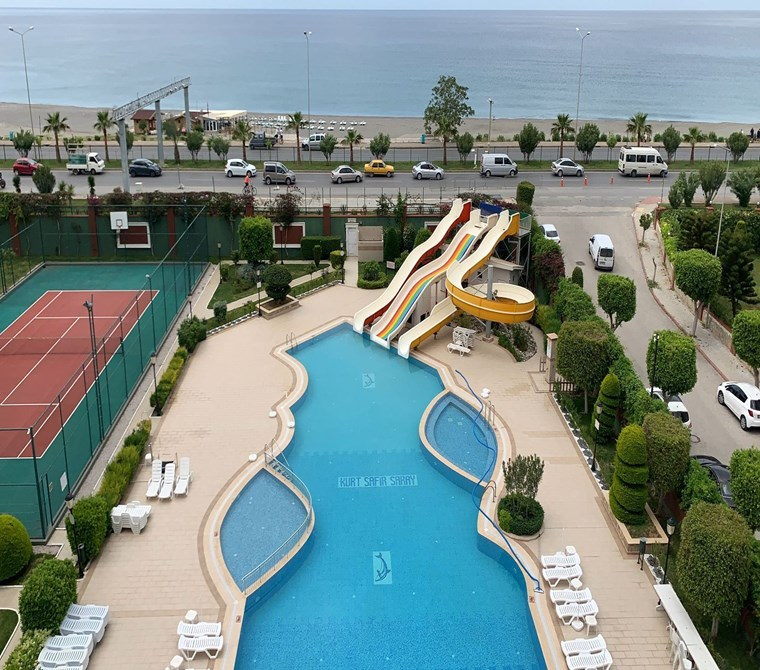 2+1 Apartment For Sale in Alanya Tosmur