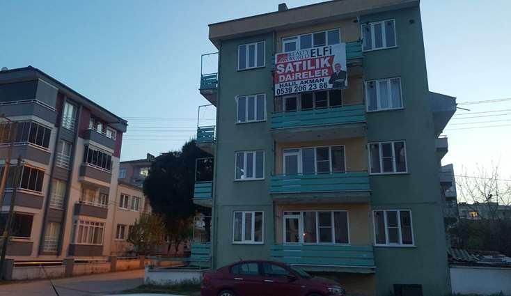 ELFİ DEN BALIKESİR PLEVNEDE SATILIK KOMPLE BİNA
