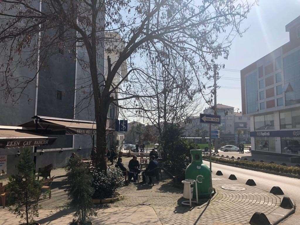 BANKALAR CADDESİNDE SATILIK TİCARİ ARSA - 5