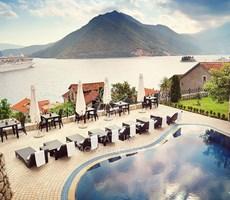 Perast, Kotor'da Satılık 5 Yıldızlı Hotel Per Astra