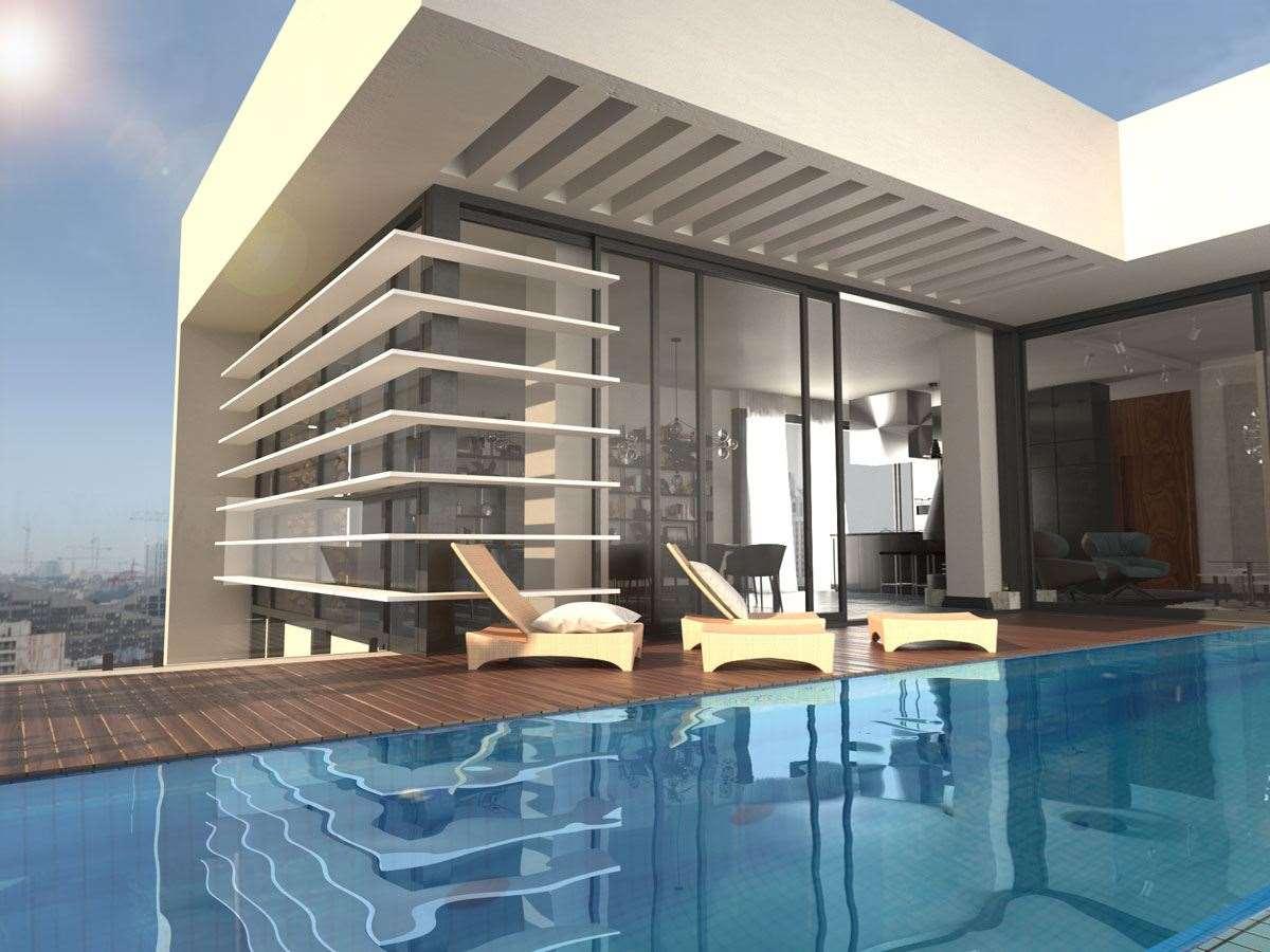 Kuzey Kıbrıs'ta Lefkoşa'nın En İşlek Yerinde Satılık Komple Bina - 8