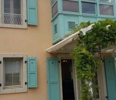 İzmir Çeşme Alaçatı'da Nezih Sitede Satılık Müstakil Villa