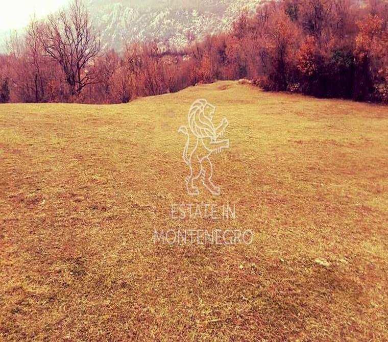 For Sale Land in Sobaici, Danilovgrad, 5680m²