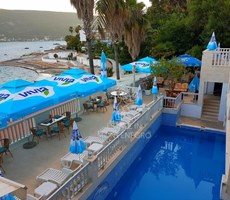Herceg Novi'de 4 Yıldızlı 2126m² Hotel Vila Aleksandar