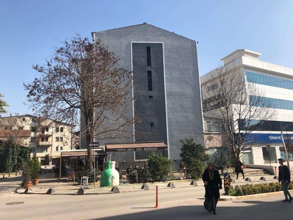 BANKALAR CADDESİNDE SATILIK TİCARİ ARSA - 8