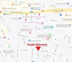 Gayrettepe Gözde Bölge 150 m² Bakımlı Kaliteli Ergonomic Flat