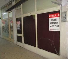 Eski Belediye Karşısı Pasaj içi Dükkan