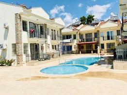 Fethiye Foca mh. furnished villa for rent 3+1 150m2
