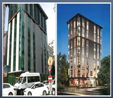 Gayrettepe Merkezin de Yeni Binada Ofis ''Mukadder Emlak''