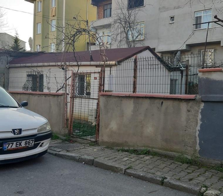 Cemil Meriç Mahallesinde arsa