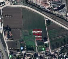 KARTEPE'DE SATILIK KONUT İMARLI ARSALAR ( 3.080 m2) P218504