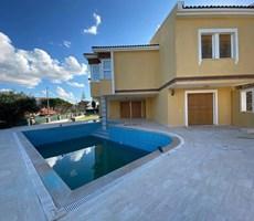 İzmir Çeşme Altınyunus Müstakil Havuzlu Lüks Satılık Villa