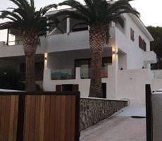 İzmir Çeşme Deniz Manzaralı Müstakil Satılık Villa