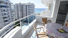 2+1 Apartments With Sea View For Sale in Tosmur, Alanya