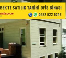 BEBEK'TE TARİHİ OFİS BİNASI P217366