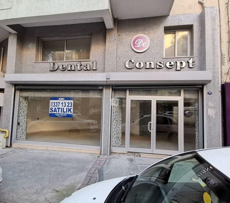 Alsancak TRT Binası Yanı Mimar Sinan Cad Satılık Dükkan 180 Mt