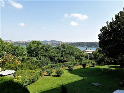 Bosphorus View Flat for Sale in Yenikoy