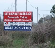 TAVŞANCIL DA 2161 M2 DENİZ MANZARALI VİLLA ARSASI