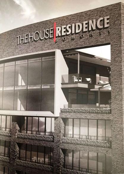 The House Residence'ta Kiralık Lüks Penthouse