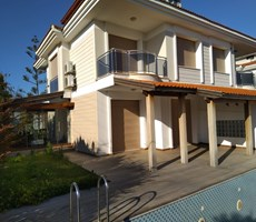 İzmir Çeşme Dalyan Satılık Villa