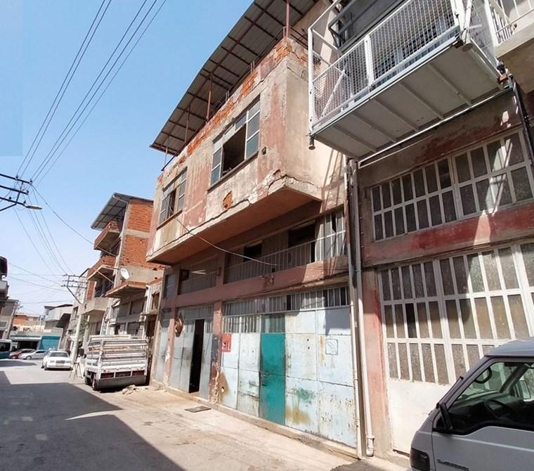 Kaymakkuyu - Akıncılar Sanayi Sitesi Komple Satılık 3 Katlı Bina