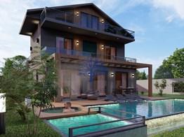 Fethiye Ovacık satılık müstakil tripleks villa 4+1 150m²