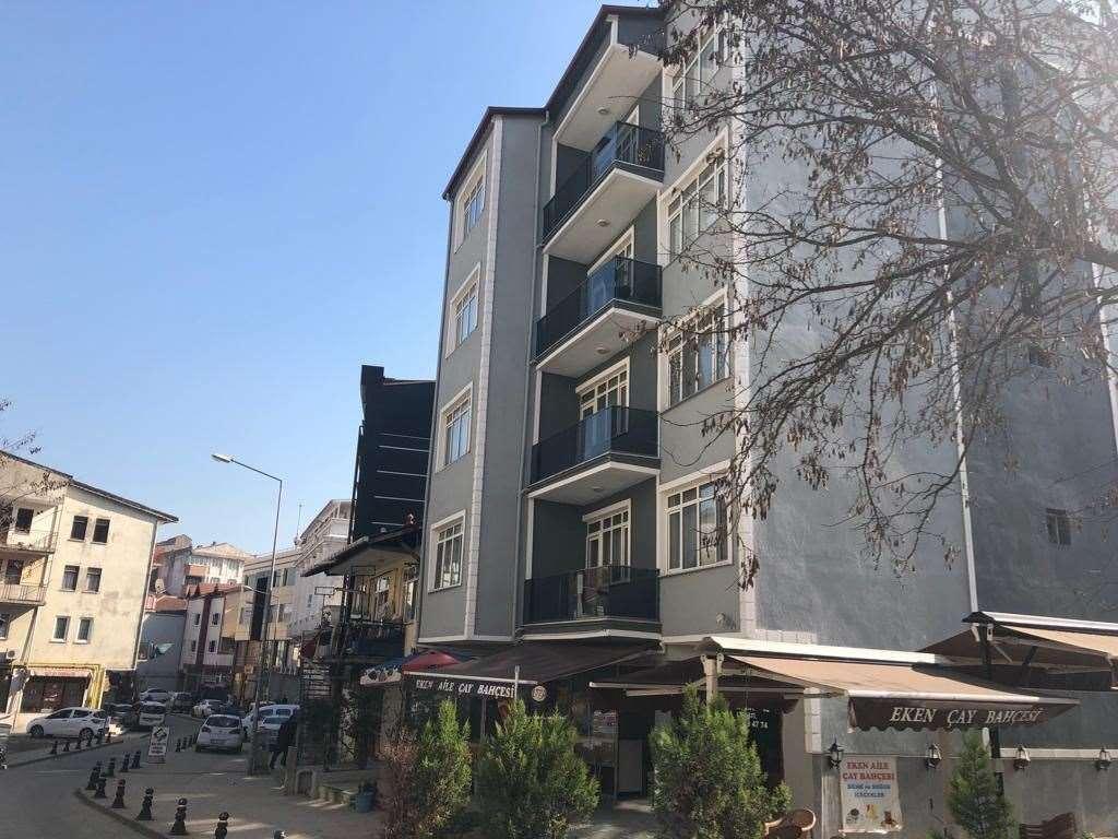 BANKALAR CADDESİNDE SATILIK TİCARİ ARSA - 9