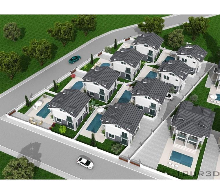 Brand New Private villa Ölüdeniz Hisarönü area