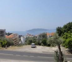 Budva Przno' da Deniz Manzaralı Satılık Arsa