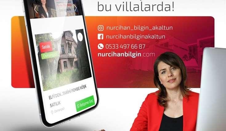 ELFİ'DEN SATILIK SİTE İÇİNDE, MÜSTAKİL GİRİŞLİ, 5+1 VİLLA...