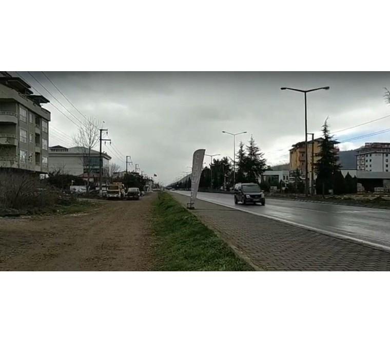 Satılık Arsa Ordu Altınordu Cumhuriyet Mah.Anayola Cepheli 362m2