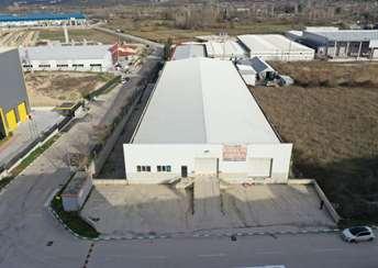 ELFİ den HOSAB DA 5.100 m2 MÜSTAKİL KİRALIK FABRİKA