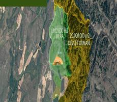 ÇİFTLİK İÇİN BULUNMAZ NİTELİKTE 53.390m2 ARSA...