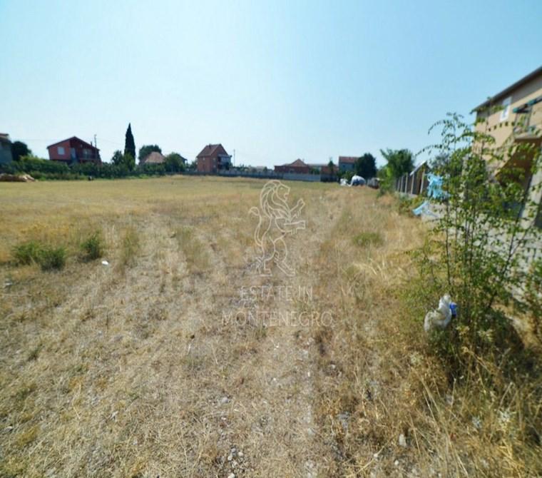 For Sale Land in Baljace, Podgorica, 4500m²