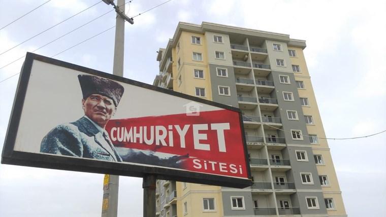 Bankadan Edirne Keşan Cumhuriyet Sitesi'nde Satılık 3+1 Daire