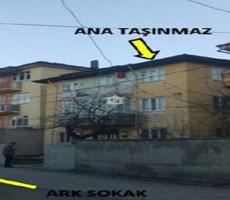 Bankadan Satılık Kastamonu da 270 m2 Müstakil Ev