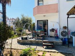 Fethiye Tuzla mh. satılık daire 4+1 120m2 giriş kat bahçeli