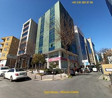 Quasar Torun Center Yanı Otoparklı 220 m² Nice Office Rent
