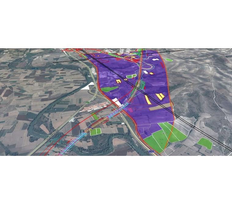 Susurluk Yahyaköyde Depolama Alanında Anayol Üzerinde 47.300 m2