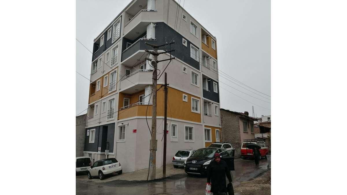 BALIKESİR'DE SATILIK 1+1 DAİRE