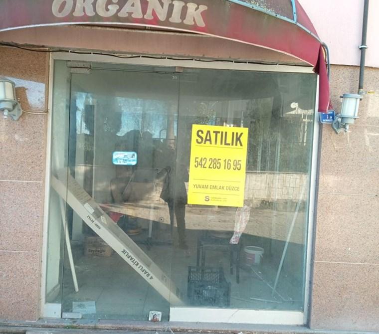 Düzce Akçakoca Yalı Mah. Satılık Dükkan