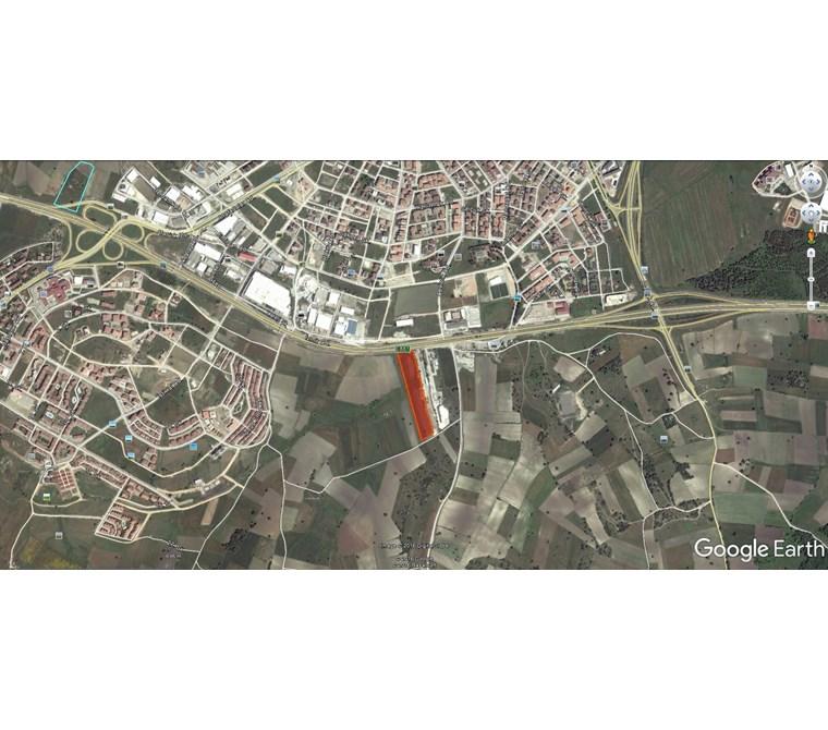 Görükle Mera da 20 Dönüm Ticari Arazi.İzmir yoluna Cephe.