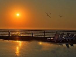 Bodrum Yalıkavak'ta Deniz Manzaralı Özel İskeleli 3+1 Villa