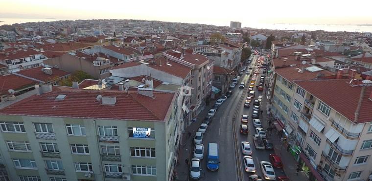 ACIBADEM CADDESİ ÜZERİ ÇİFT CEPHELİ NET 112 M² SATILIK DAİRE!