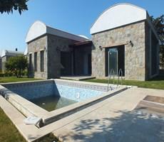 Konsept Site İçerisinde Denize 200 Adım Da Muhteşem Villa