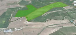 Gönen'de Satılık Yatırımlık 418 Dönüm Kıymetli Arazi.