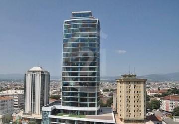 CENTURY21 ASİL'DEN OSMANGAZİ EVKE TRADE TOWER'DA KİRALIK OFİS