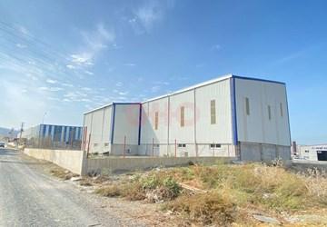 Nardüzü Sanayi Bölgesinde Satılık Fabrika Binası